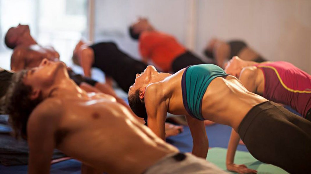 Hot Yoga Therapy